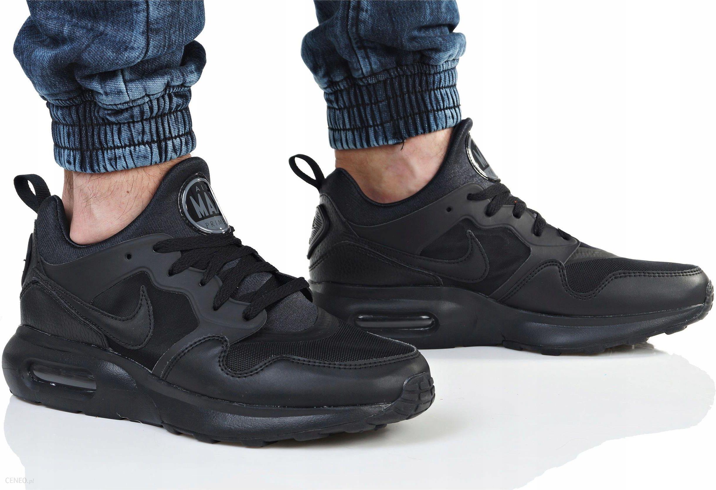 Buty Nike Air Max Prime 876068 006 Czarne R. 44 Ceny i opinie Ceneo.pl