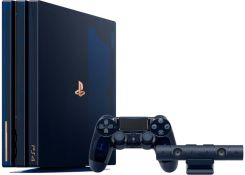 Sony PlayStation®4 Pro 500 Million Limited Edition 2TB Console