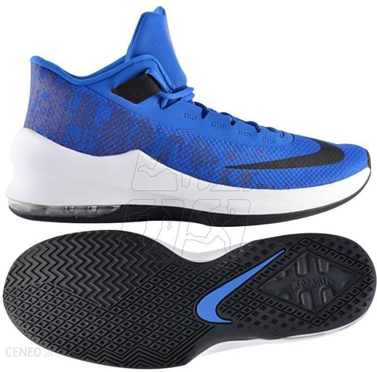 Buty koszykarskie Nike Air Max Infuriate 2 MID M AA7066 100 Ceny i opinie Ceneo.pl