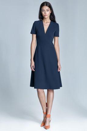 dc98186a98 Sukienka Olivia Nife - czarny rozmiar 34 36 38 40 42 44 - Ceny i ...