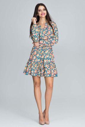 9a75657d54 SEQUIN OVERLAYER TIERED DRESS - Sukienka koktajlowa rozm 46 - Ceny i ...
