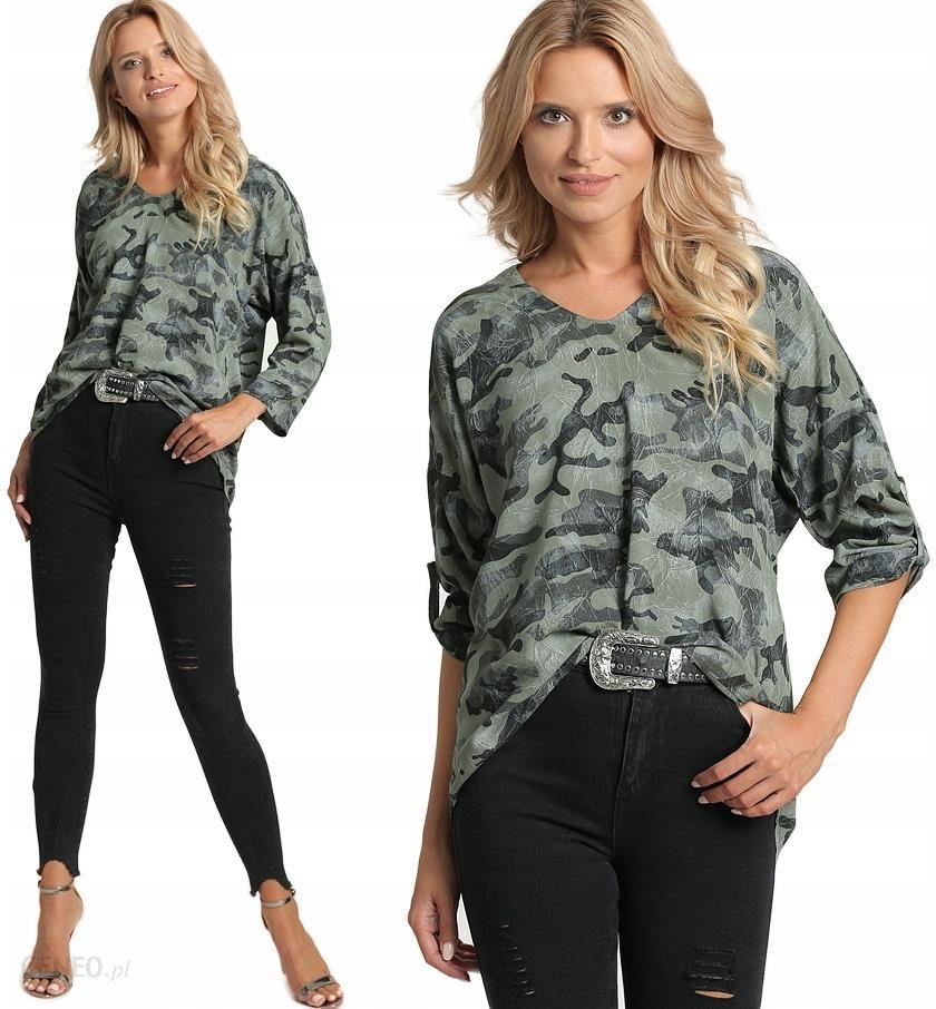 e14a54329 Damska koszula Moro bluzka Oversize roll-up E72 - Ceny i opinie ...