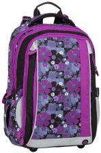 380f96a577b7f Bagmaster Plecak Szkolny Mercury 8 A Black Pink Violet