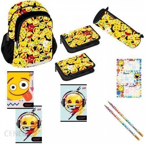 d4b1ad7b0bc53 Starpak Zestaw Emoji Plecak Z Wyposażeniem 9W1 Emoty - Ceny i opinie ...
