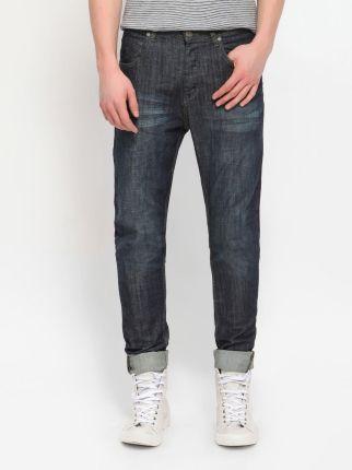 57cde715bbf1a Spodnie męskie - Guess Jeans - Spodnie Burnout - Ceny i opinie ...