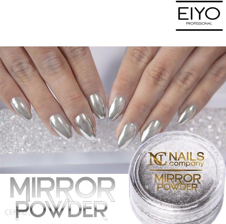 Nails Company Efekt Lustra Mirror Effect Powder Opinie I Ceny Na Ceneo Pl