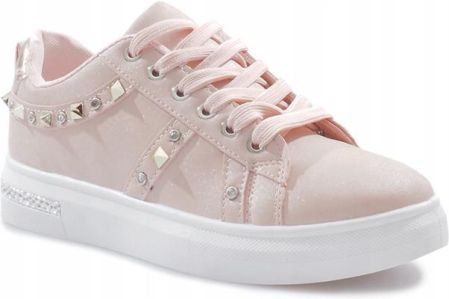 c88f75359a19a Tenisówki TOMMY HILFIGER - Metallic Flatform Sneaker FW0FW02984 ...