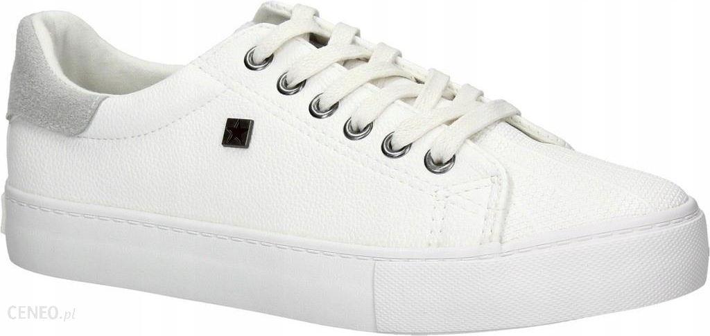 645b13aa58c51 Sneakersy Big Star BB274033 Biały/White Białe r 38 - Ceny i opinie ...
