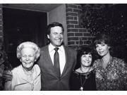 Natalie Wood Robert Wagner and their mothers Photo Print  (10 x 8)