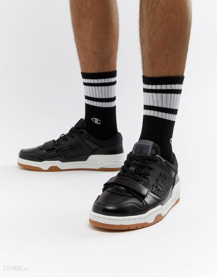 Champion 3 On 3 Low Trainers In Black Black Ceneo.pl