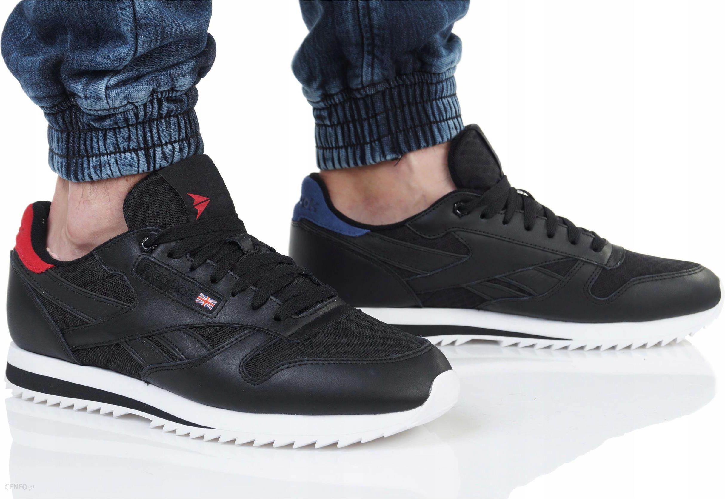 d179e5b70c9 Buty Reebok CL Leather Hc CM9669 Czarne R. 41 - Ceny i opinie - Ceneo.pl