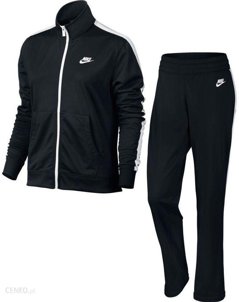 aaf5086c9856 Dres damski Sportswear Track Suit Nike (czarny) - Ceny i opinie ...