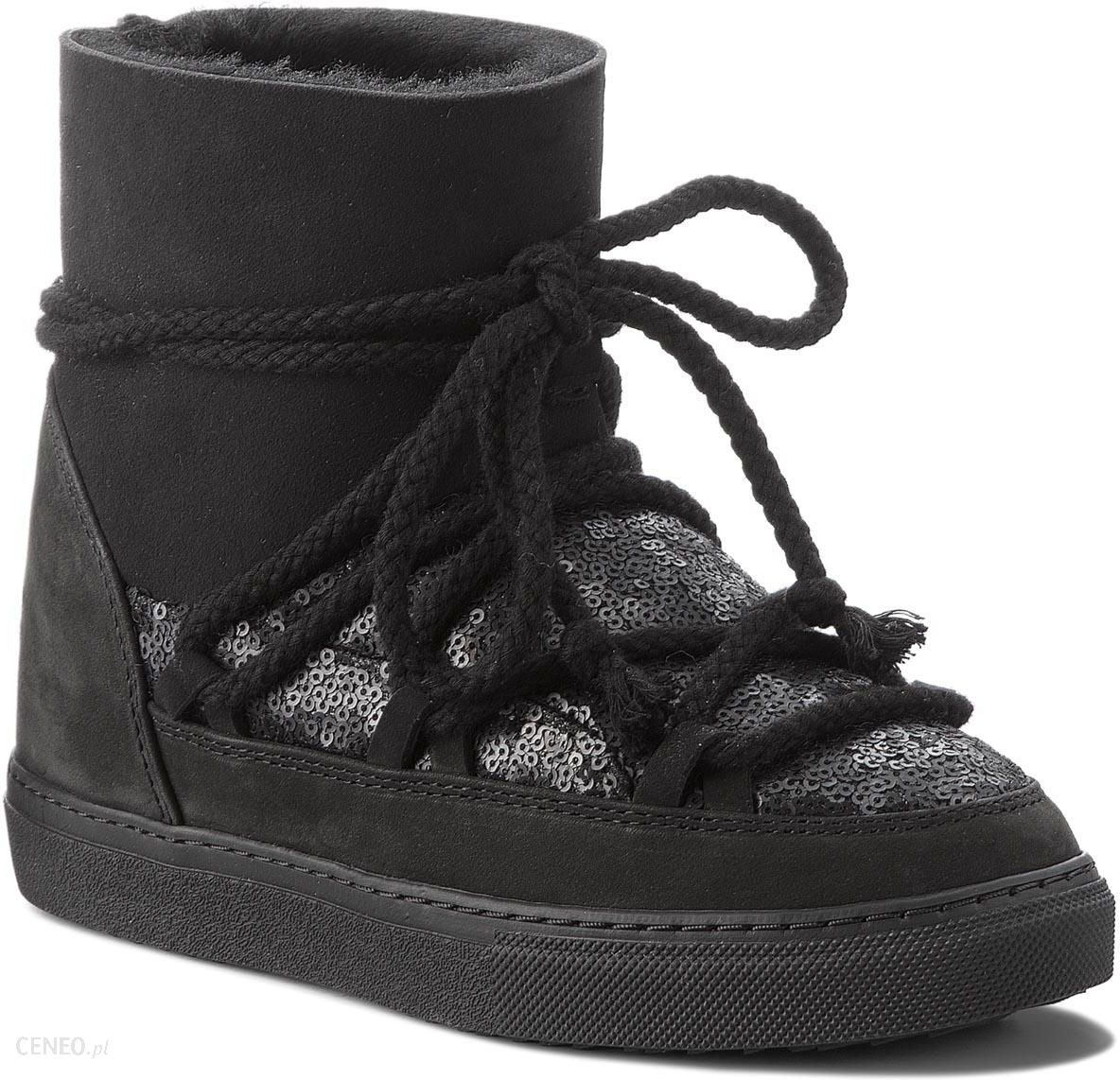 07f4cd7a1222 Buty INUIKII - Sneaker Sequin 70202-7 Black - Ceny i opinie - Ceneo.pl
