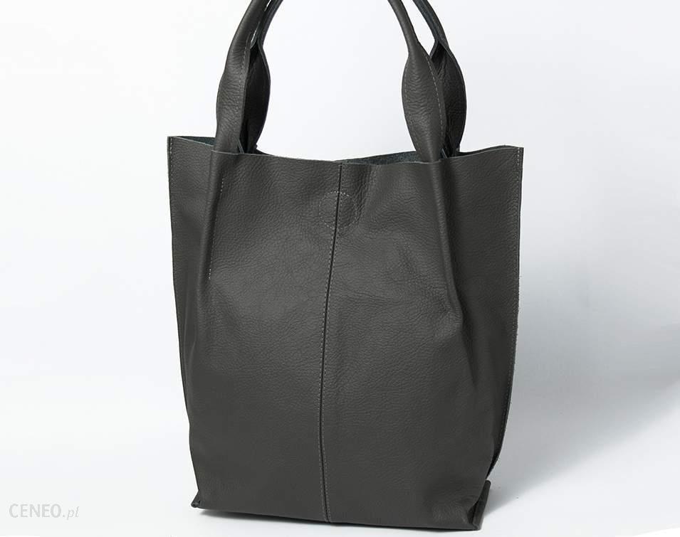 a1cbd838d07ff BagStyle Shopper Bag, Skórzana Torebka - Ceny i opinie - Ceneo.pl
