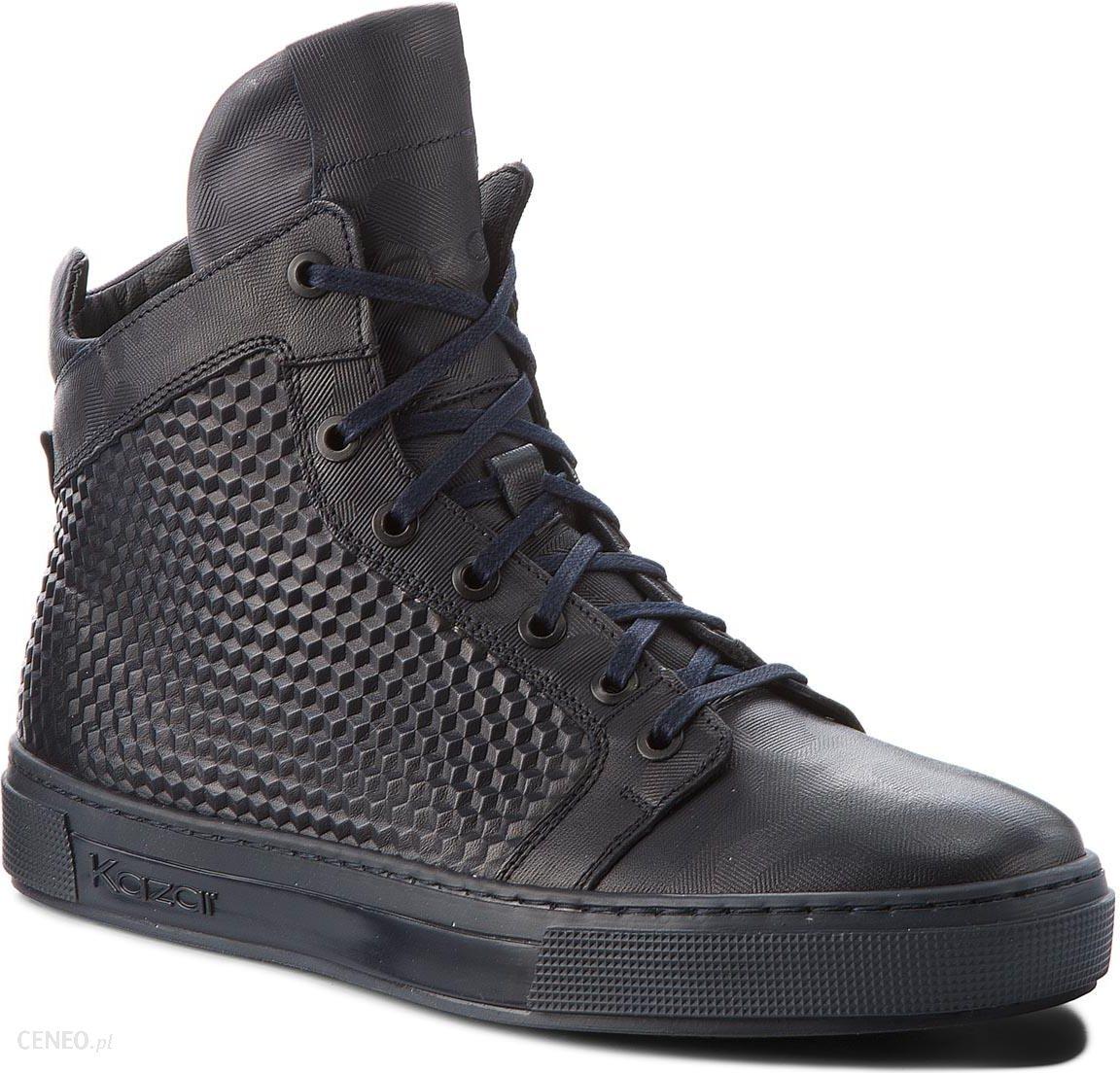 9dd51fdd69b54 Sneakersy KAZAR - Leo 33849-16-19 Navy - Ceny i opinie - Ceneo.pl