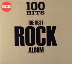 100 Hits - The Best Rock Album [5CD]