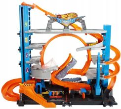 Hot Wheels City Mega Garaż Rekina FTB69