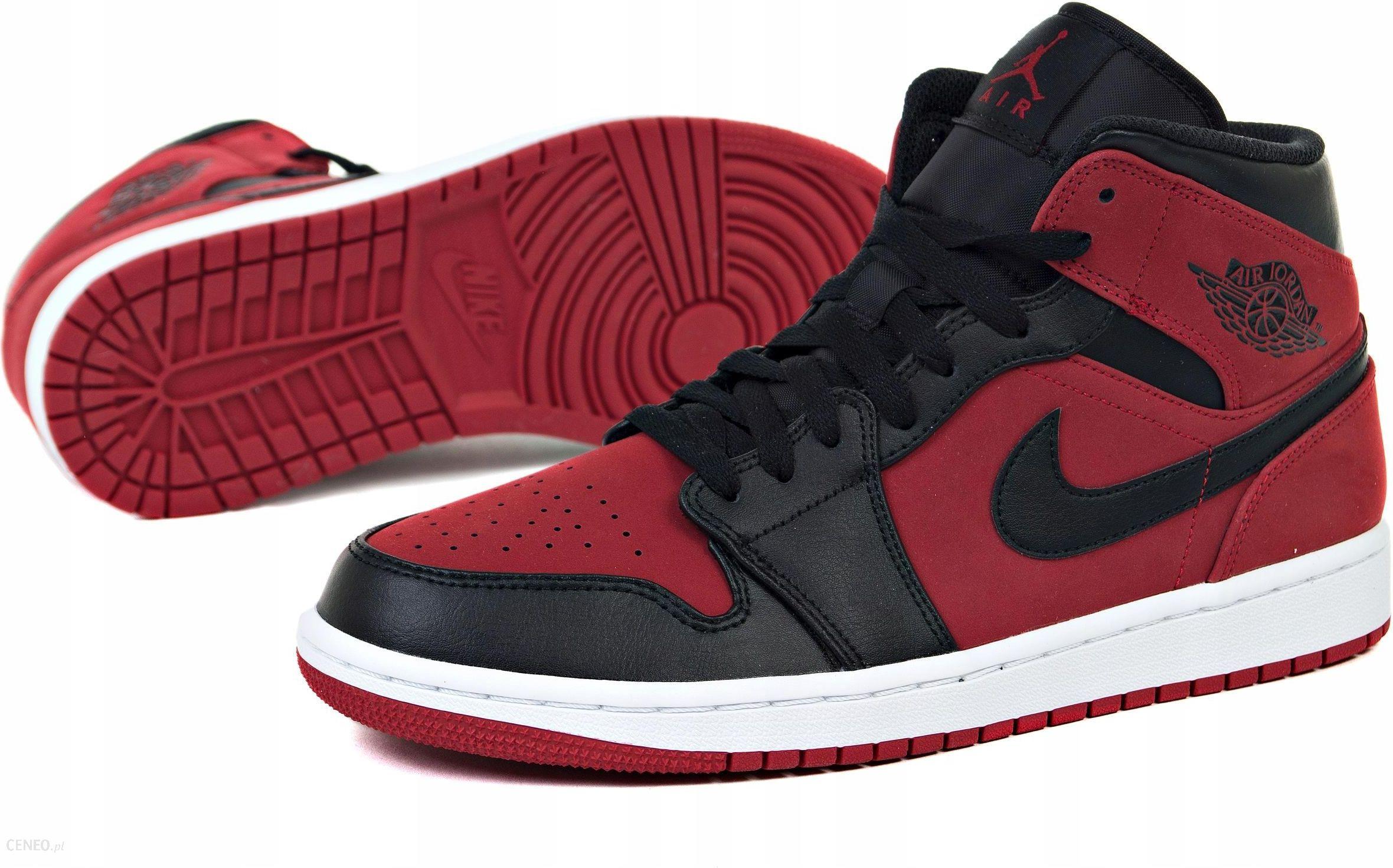 Buty Nike Air Jordan 1 MID 554724 610 R. 45 Ceny i opinie Ceneo.pl