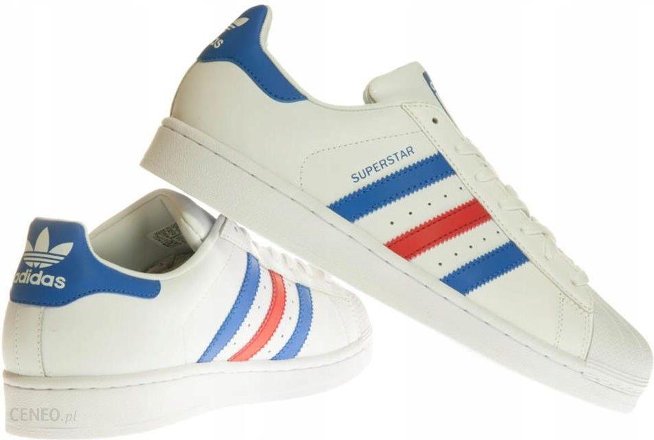 Buty Męskie Adidas Superstar BB2246 Białe r.40 - Ceny i opinie ... b246a548e6d6