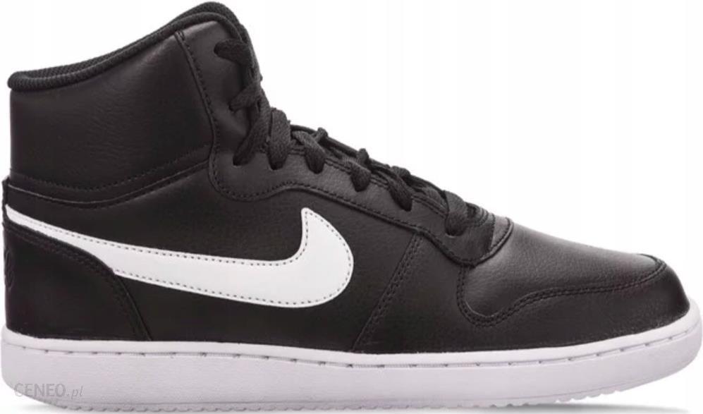 46 Buty Nike Sb Ebernon AQ1773 002 Czarne Skóra Ceny i opinie Ceneo.pl