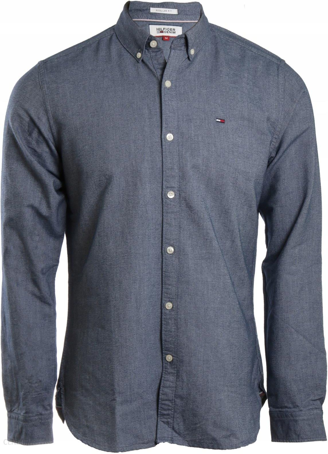 5fd7f5172e05b Tommy Hilfiger koszula casual DM0DM01590-002 M - Ceny i opinie ...