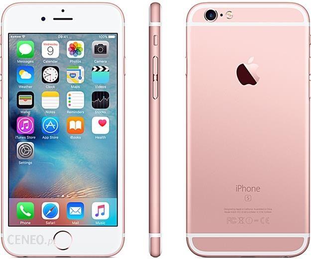 Iphone 6s rose gold 64gb ceneo