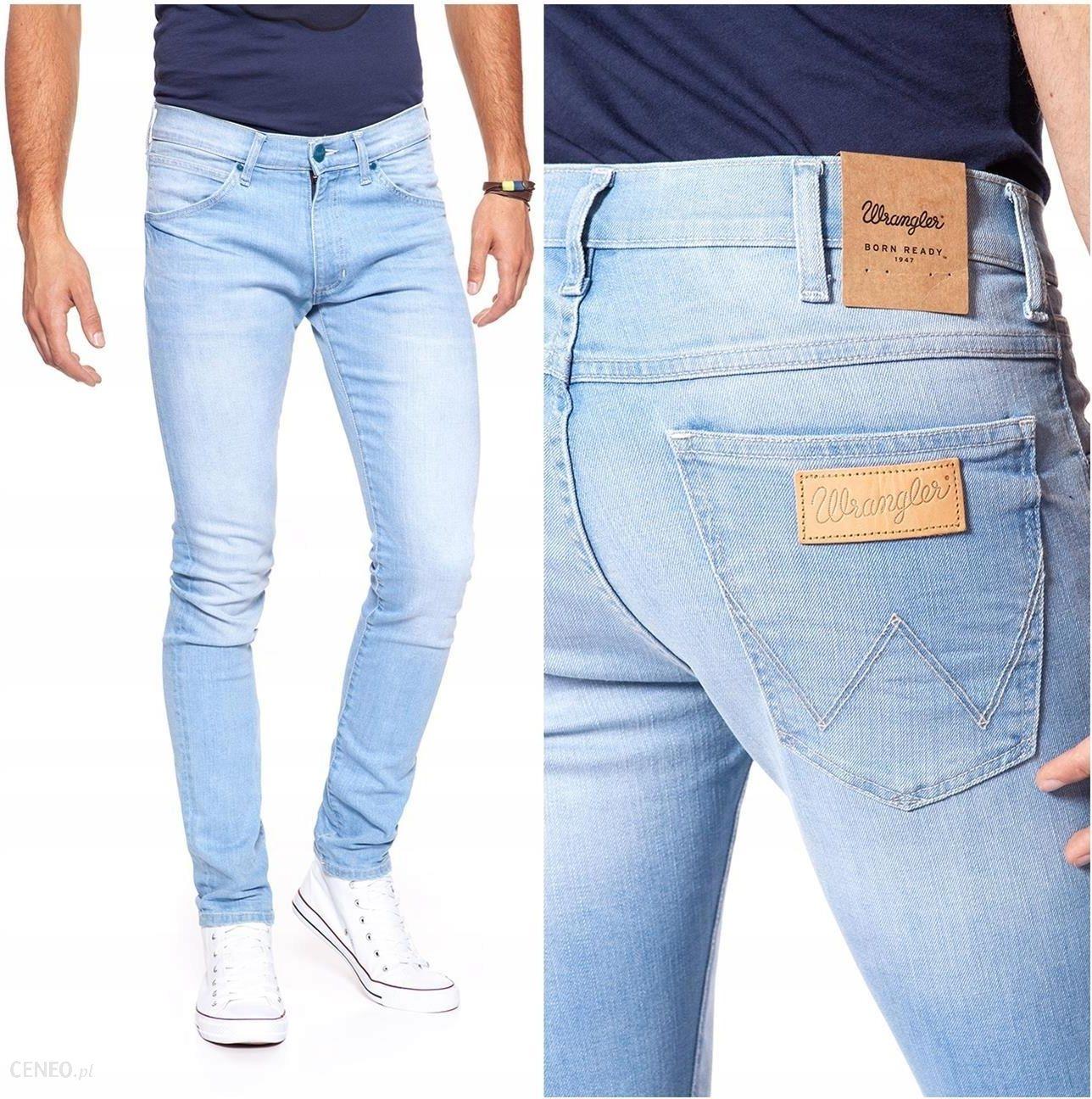 Wrangler Bryson Spodnie Męskie Jeansy Slim W36 L34 Ceny i opinie Ceneo.pl