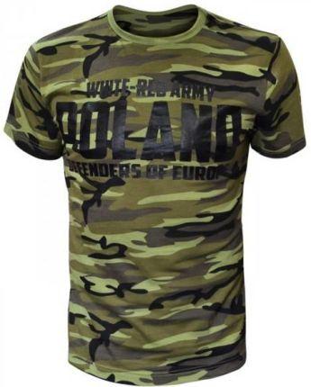 4F T shirt męski TSM229 głęboka czerń Ceny i opinie