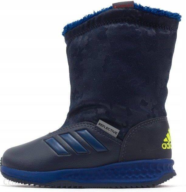 Dziecięce ciepłe śniegowce adidas S81122 r. 27 Ceny i opinie Ceneo.pl