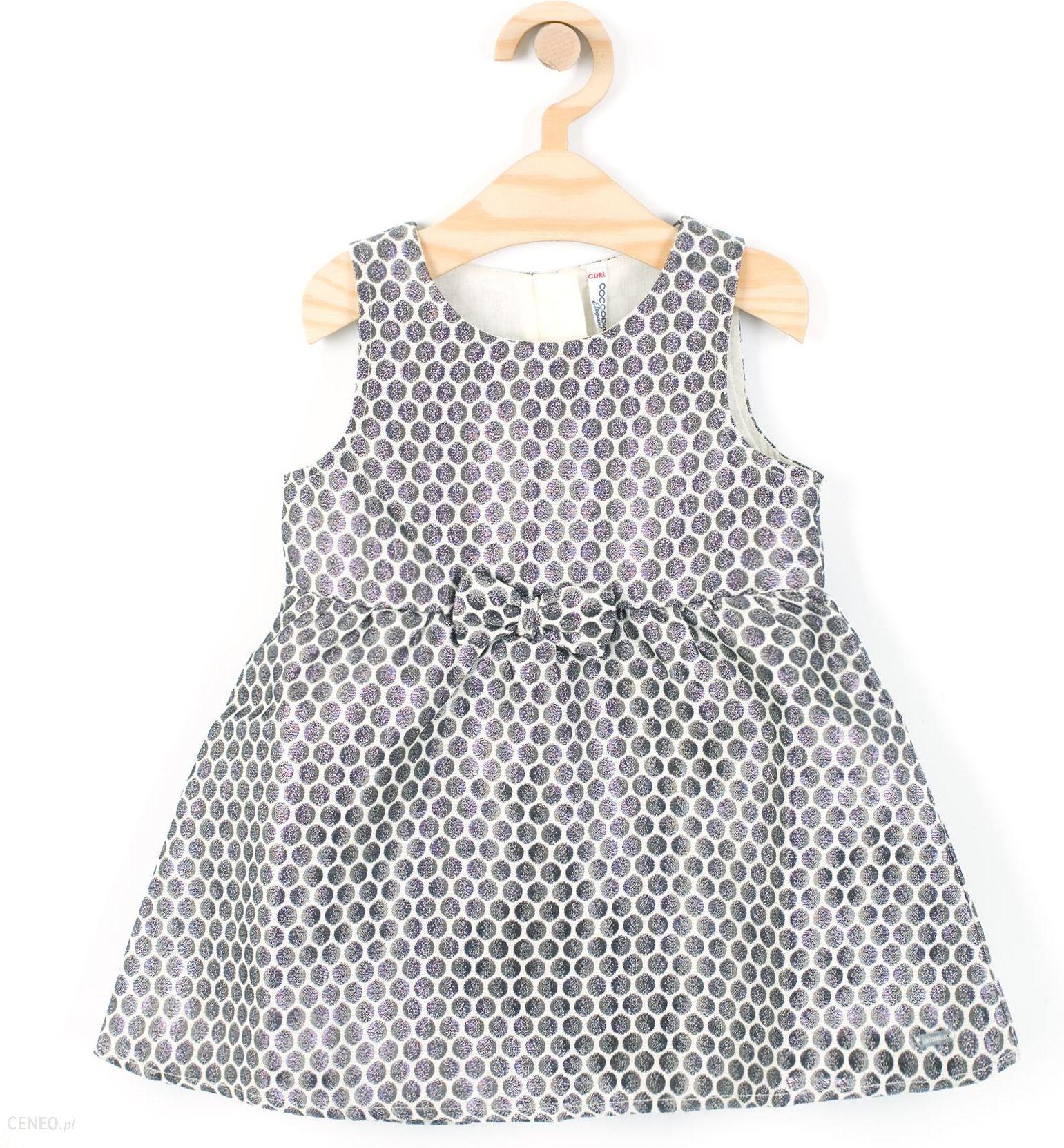 d1cdc7f747 Sukienka dla dziewczynki Coccodrillo - ELEGANT BABY GIRL - Ceny i ...