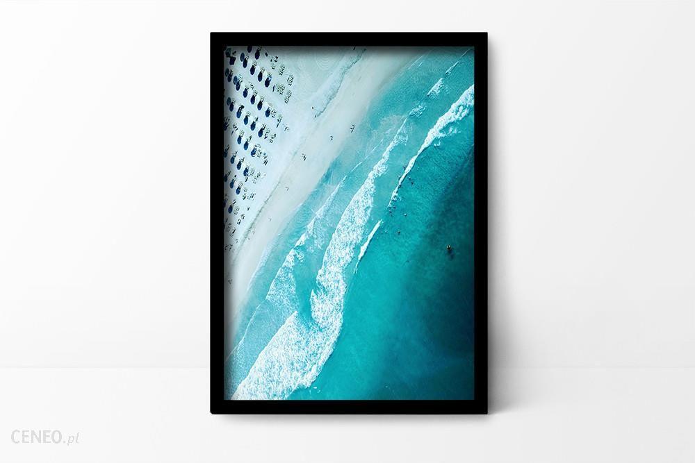 Plakaty I Spółka Plakat 40x50cm Błękitna Plaża Opinie I