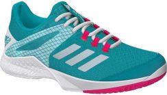 28d7d9151683 Adidas Buty Adizero Club 2 W Hi-Res Aqua Ftw White Shock Pink (Ah2155