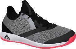 a381006ba3f4 Adidas Buty Adizero Defiant Bounce Core Black Ftw White Flesh Red (Ah2110)