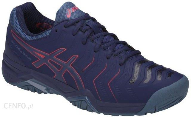 Asics Buty Gel Challenger 11 Blue Print Red Alert (E703Y400) Ceny i opinie Ceneo.pl