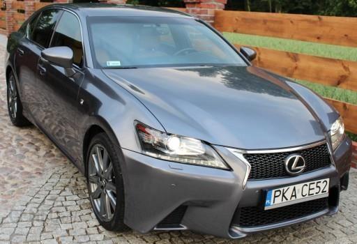 Lexus Gs Iv 2012 Km Sedan Szary Opinie I Ceny Na Ceneo Pl