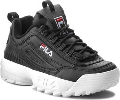 Sneakersy FILA Disruptor Low Wmn 1010302.25Y Black