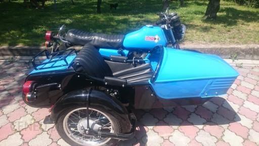 Motocykl Mz Etz 250 Z Wozkiem Bocznym Opinie I Ceny Na Ceneo Pl
