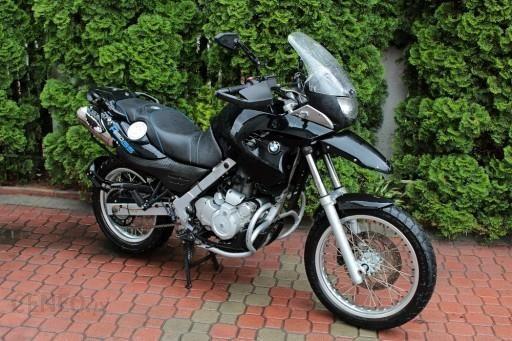 Bmw F 650 Gs F650gs 2003 Abs Raty Pegaso 650 Opinie I Ceny Na