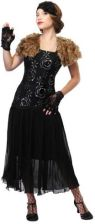 Fun Costumes Charleston Flapper Costume in Women's Plus Size (FUN6304PL4X)