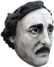 Ghoulish Productions Edgar Allan Poe Mask (GH26766ST)