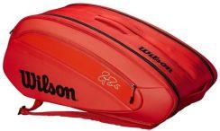 8641779c55e71 Wilson Torba Federer Dna 12 Pk Bag Infrared Wrz830812
