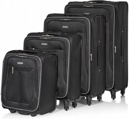 c52acaeef5537 Ochnik Komplet walizek na kółkach WALNY-0019-99 - Ceny i opinie ...