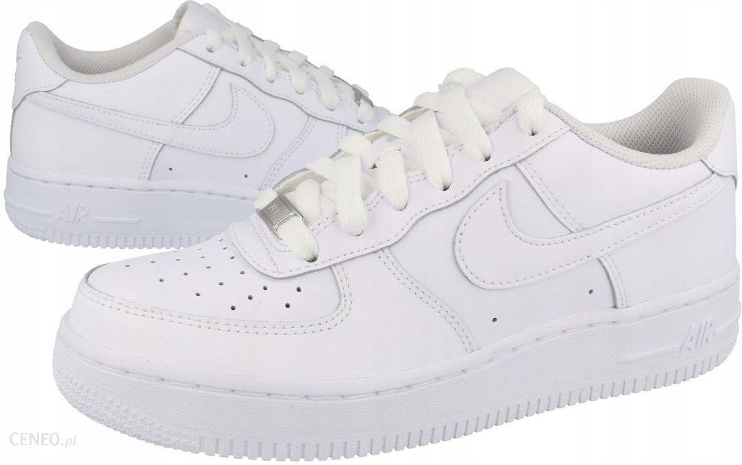 Buty Nike Air Force 1 Gs 314192 117 roz. 39 Ceny i opinie Ceneo.pl