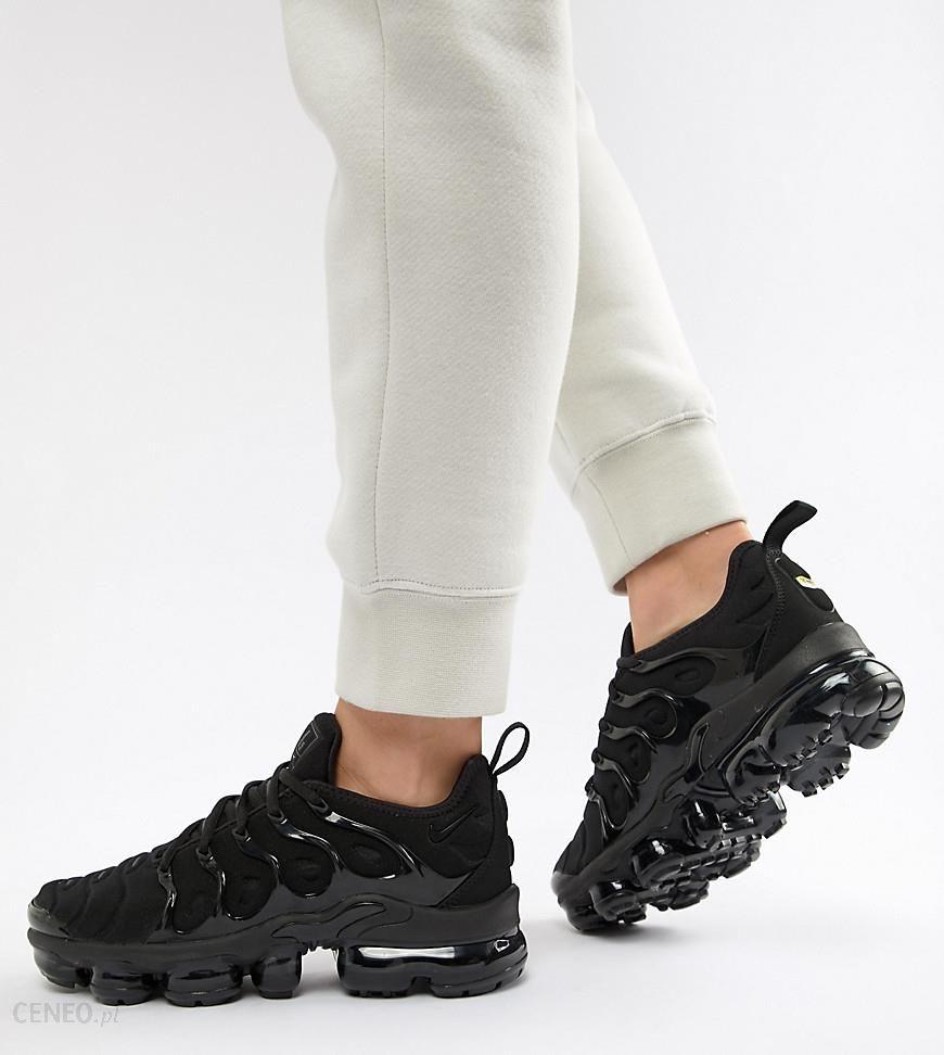 Nike Triple Black Air Vapormax Plus Trainers Black Ceneo.pl