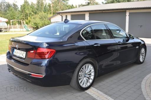 Bmw Seria 5 F10 2013 Km Sedan Niebieski Opinie I Ceny Na Ceneo Pl