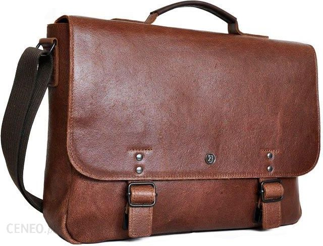 fc487854eb37a Skórzana torba   teczka na laptopa 15