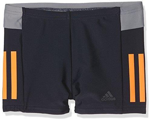 c4b476c83c9415 Amazon Adidas młodych Fitness Boxer colorbl ocking strój kąpielowy,  niebieski, 104 - zdjęcie 1