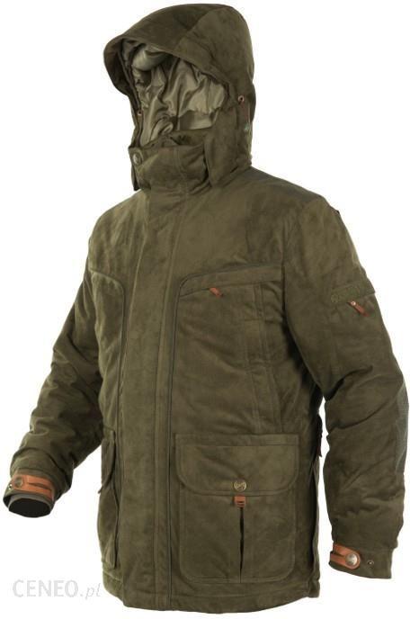 ciepła kurtka zimowa dla myśliwska