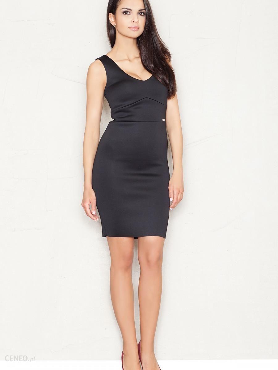 1bab254e79 Sukienka Sukienka Model 353 Black M - Ceny i opinie - Ceneo.pl