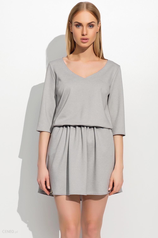 ba06c0cd76 Sukienka Model M309 Grey Melange 42 - Ceny i opinie - Ceneo.pl